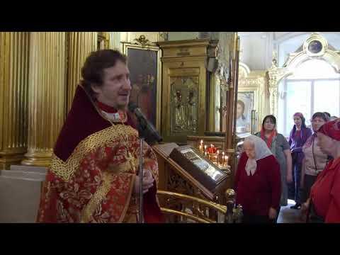 проповедь  в Неделю святых жен-мироносец