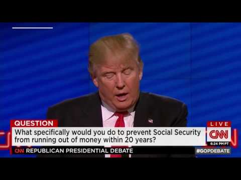 Thumbnail: Trump promised over and over to 'save' Medicare, Medicaid and Social Security. Will he?