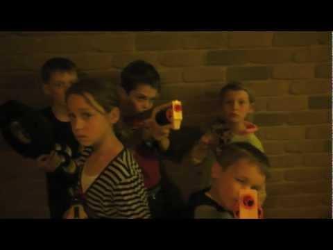 """""""Team S.E.C.R.E.T Agents"""" Trailer"""