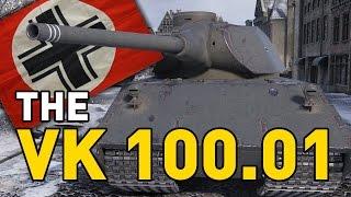 World of Tanks || the VK 100.01