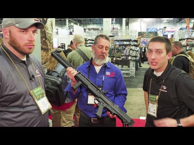 Kel-Tec KSG 25 Shotgun – Holds a Full Box of Shells