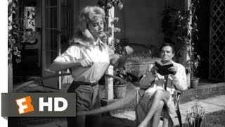 Lolita (1962) - Infatuated by Lolita Scene (3/10) | Movieclips