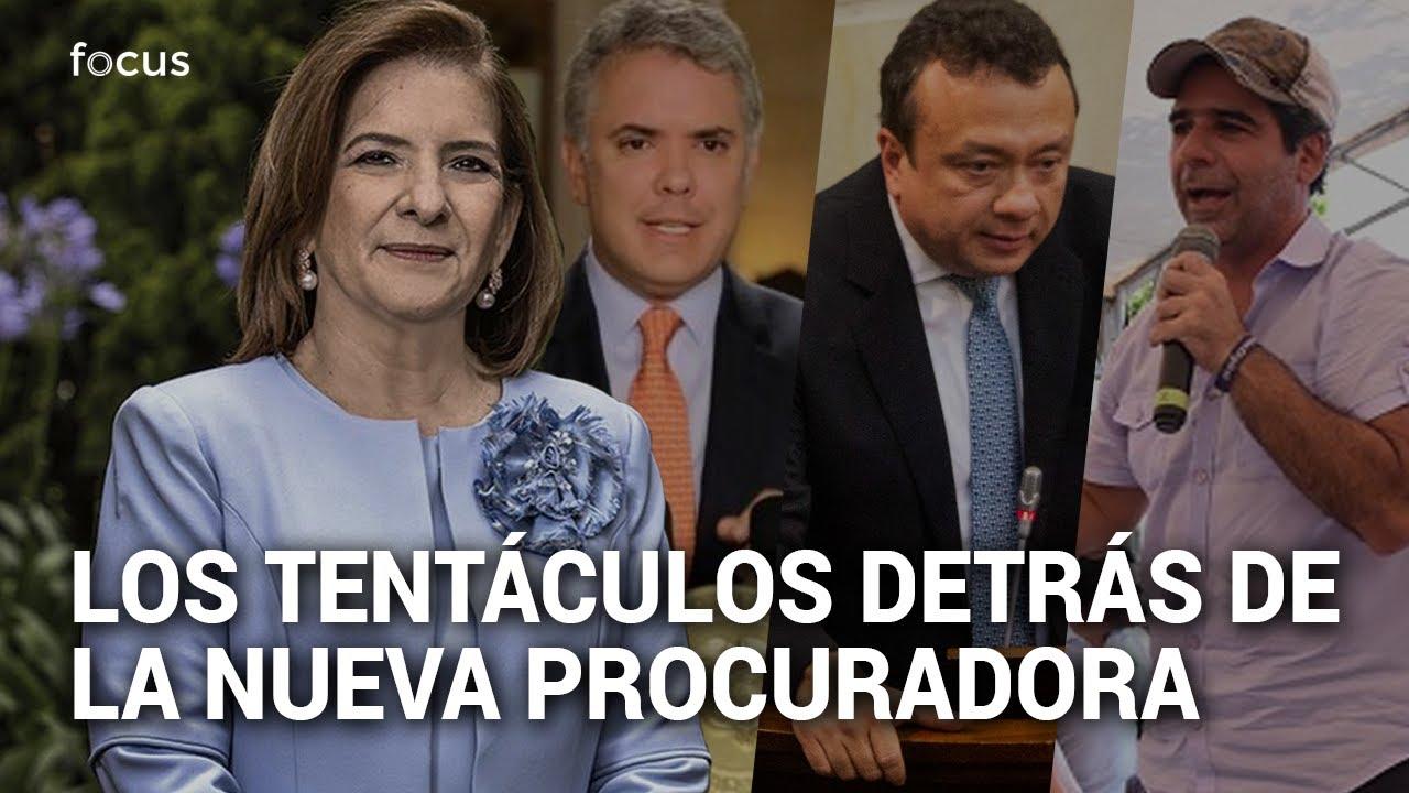 Los vínculos y polémicas de Margarita Cabello, la nueva procuradora