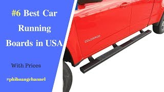 Top 6 Best Car Running Boards under $150 in USA – Best Car Products Amazon