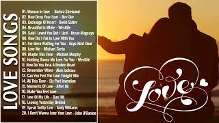 Most Beautiful Love Songs Of The 70s 80s 90s Collection - Best Romantic Love Songs Ever