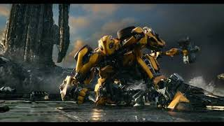 Bumblebee vs Optimus Prime ( The Last Knight) SUB INDO
