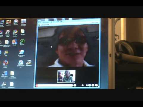 Trying Skype To Fring Video Call