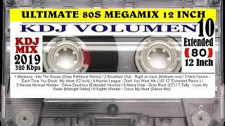 Ultimate 80s Megamix Vol 10 12 Inch 2019 Re Up