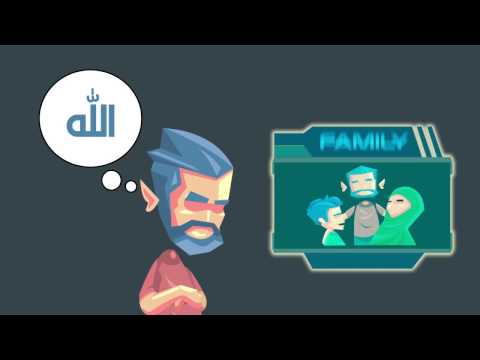 Anatomy of Guidance | Nouman Ali Khan | illustrated | Subtitled