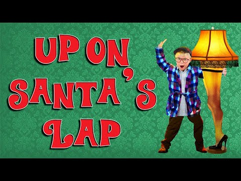 Up On Santa's Lap karaoke instrumental