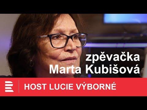 Odpouštím, ale nezapomínám, říká Marta Kubišová
