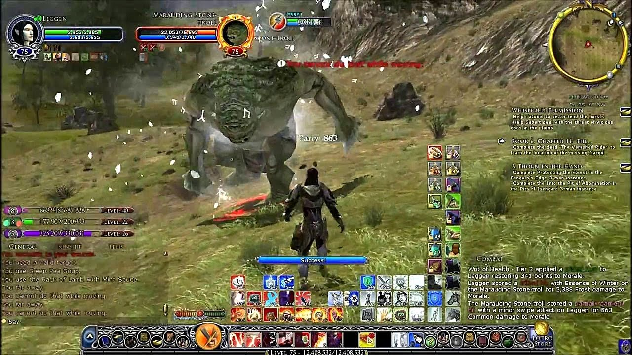 Lord Of The Rings Angmar Game