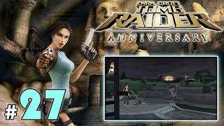 """TOMB RAIDER Anniversary #27 - Posiadłość Croftów [3/3] - """"Sala muzyczna"""" END"""