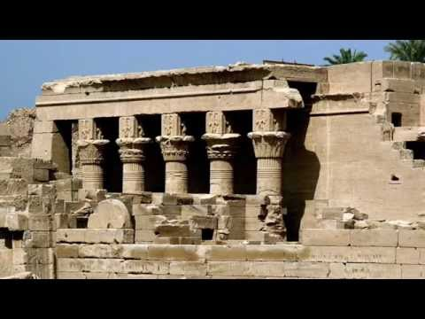 "TEMPLE OF HATHOR SECRETS : Debunking Dendera ""Light Bulbs"" and more!"