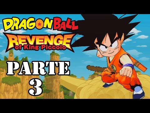 Let's Play: Dragon Ball Revenge of King Piccolo - Parte 3