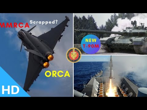 Indian Defence Updates : Scrap MMRCA For ORCA?,China On Barak-8 Navy,New T-90M,Red Flag 2020 Cancel