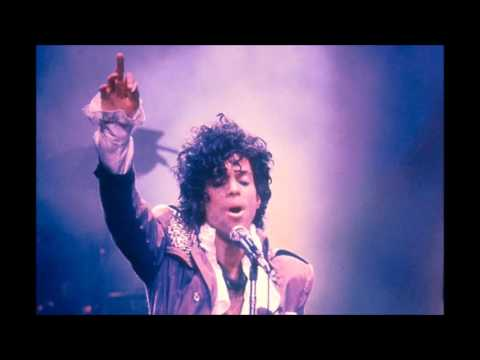 A moment of silence for PRINCE...