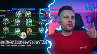 GamerBrother BEWERTET sein WEEKEND LEAGUE TEAM 🤔 mit HAALAND TOTS 🔥 | GamerBrother Stream Highlights