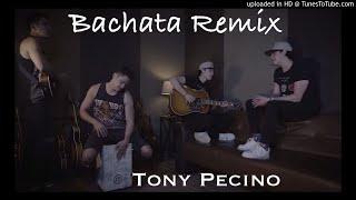 Te Vi - Piso 21 & Micro TDH ( Lucah Cover) DJ Tony Pecino (Bachata Remix)