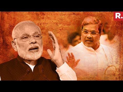 CM Siddaramaiah Sends Legal Notice To PM Narendra Modi #KarnatakaElections