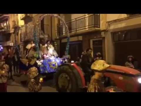 Cabalgata de Reyes 2017 de Nalda | Parte 2