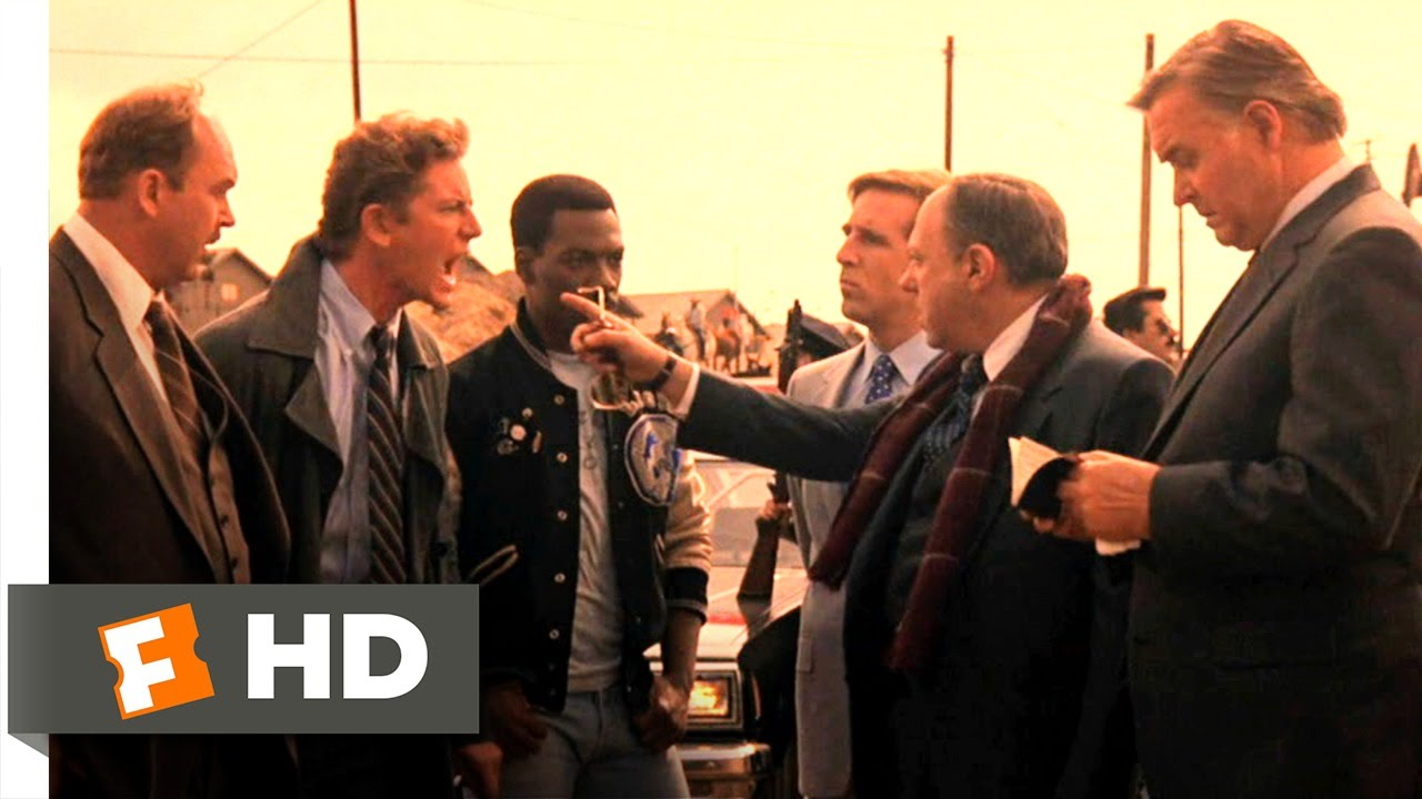 Beverly Hills Cop 2 10 10 Movie Clip Lutz Gets Fired 1987 Hd Youtube