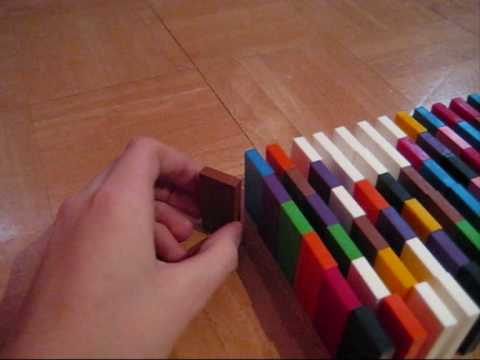 2 cool domino tricks (tutorial)