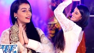 Pawan Singh Ke Bhajan Bajake - Akshara Singh - Bhojpuri Devi Geet 2019.mp3