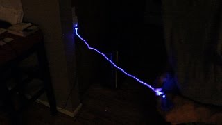 Apple Lighting Cable & Micro USB Cable With Blue LED Light - AWESOME