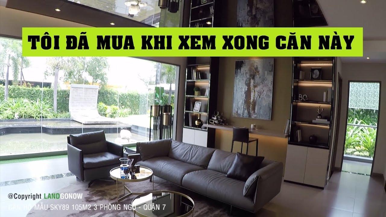 Căn hộ Sky 89 106m2 3 phòng ngủ, Hoàng Quốc Việt, Quận 7 – Land Go Now ✔