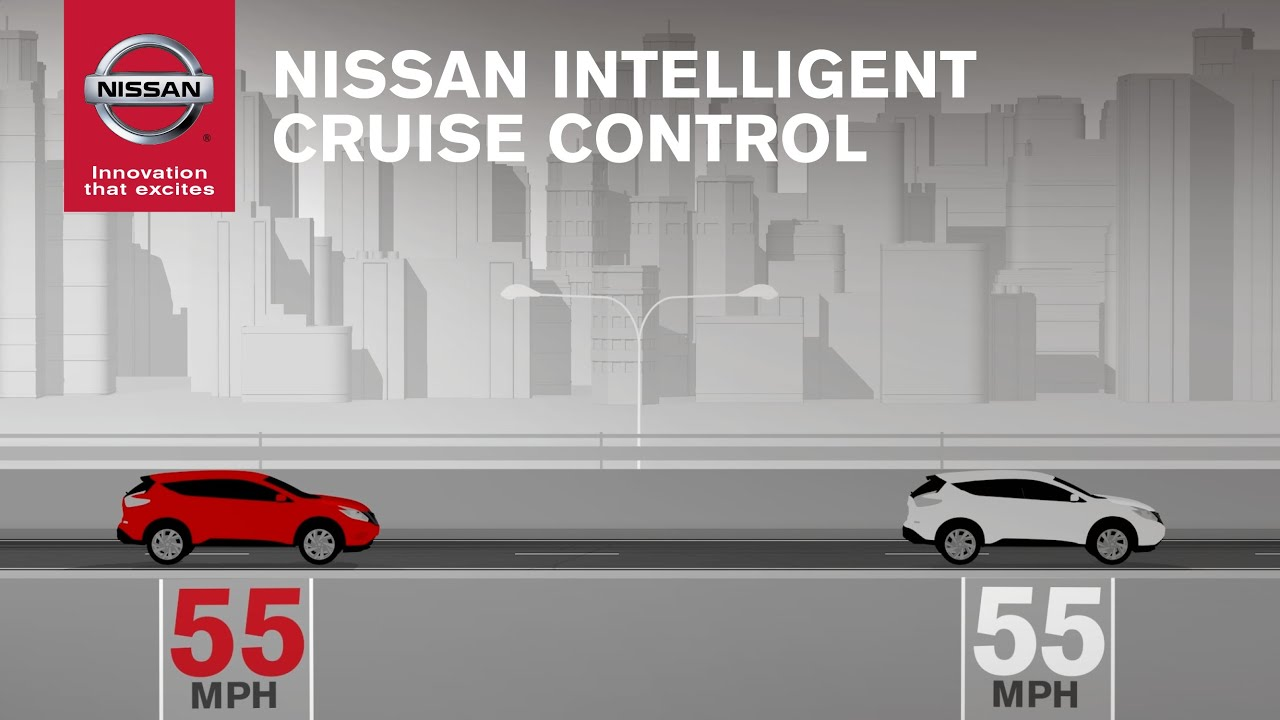 Nissan Intelligent Cruise Control