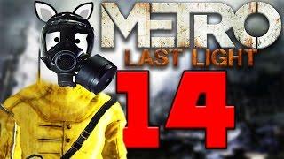 Reaching Venice - Metro: Last Light Redux PC Gameplay/Walkthrough - EP 14