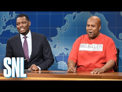 Weekend Update: LaVar Ball on Sons LaMelo and LiAngelo  SNL