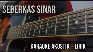 Download Lagu Seberkas Sinar - Nike Ardila ( karaoke gitar akustik ) mp3