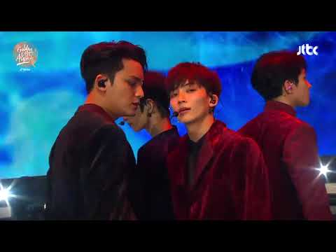 200105 SEVENTEEN (세븐틴) - Home + Good to Me + 숨이 차 + Fear + Happy Ending @ GDA 2020