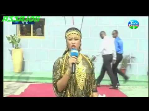 Djibouti: L'inauguration du nouveau studio de production et de diffusion   24/03/2016