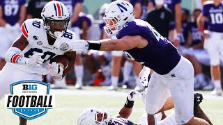 Top 50 Plays Of Northwestern LB Paddy Fisher   Big Ten Football In The 2021 NFL Draft