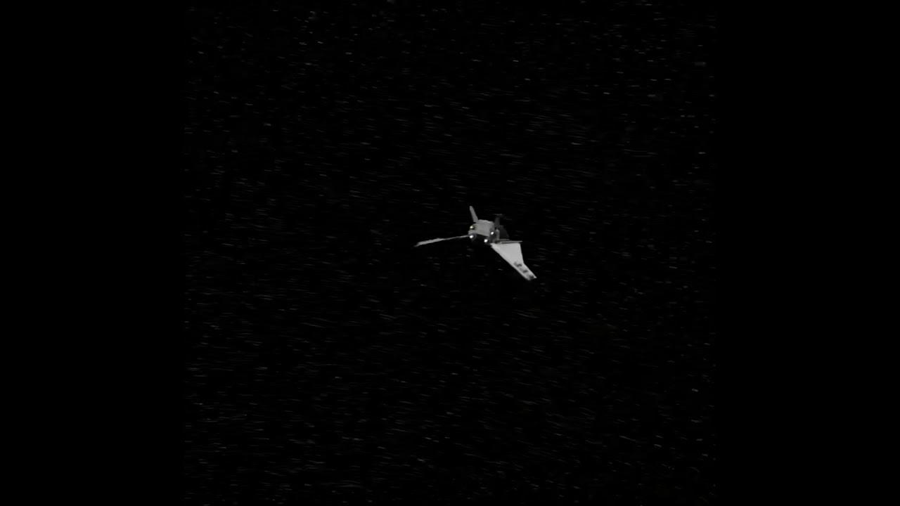 Space Ship Test V.2 HD