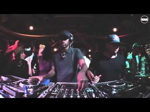 Sir Vincent b2b Thibo Tazz Cape Town DJ Set