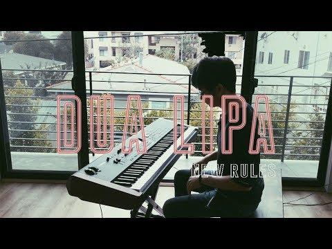 Dua Lipa - New Rules - Tony Ann Piano Cover
