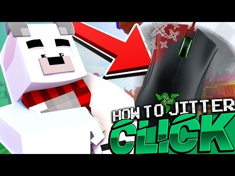 HOW TO JITTERCLICK TUTORIAL! (Jitterclicking with EVERY Finger Challenge)