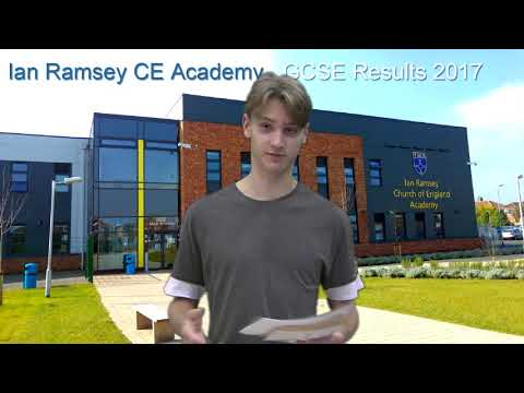 Ian Ramsey Academy - Results Day 2017 - Leavers Comments