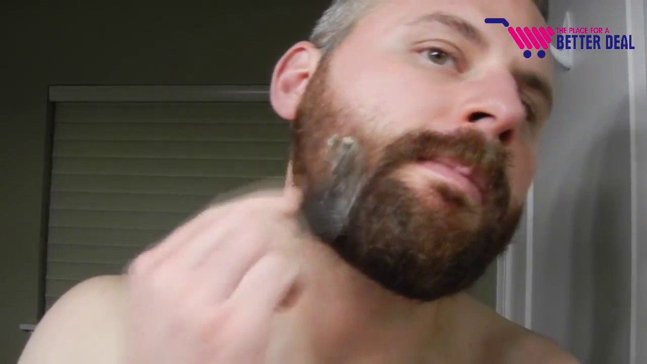 Cream Paint for Beards and Mustache - Gentleman Coloring Cream in ...