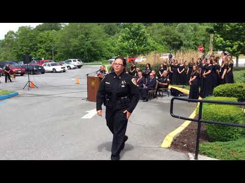 2018 Fallen Officers Memorial, Sullivan County Sheriff's Office