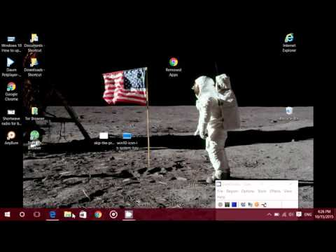 Windows 10 How To Take A Screenshot Or Snapshot Of Your Screen And Where Is It Saved