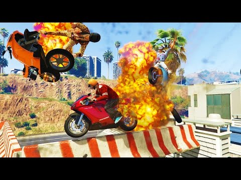 GTA 5 ULTIMA Races | Hardest & Craziest Races Ever!!! | GTA V Online w/ Typical Gamer