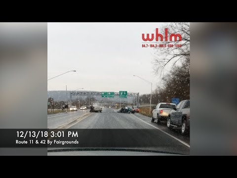 12/13/18 Car Accident Route 11 Bloomsburg