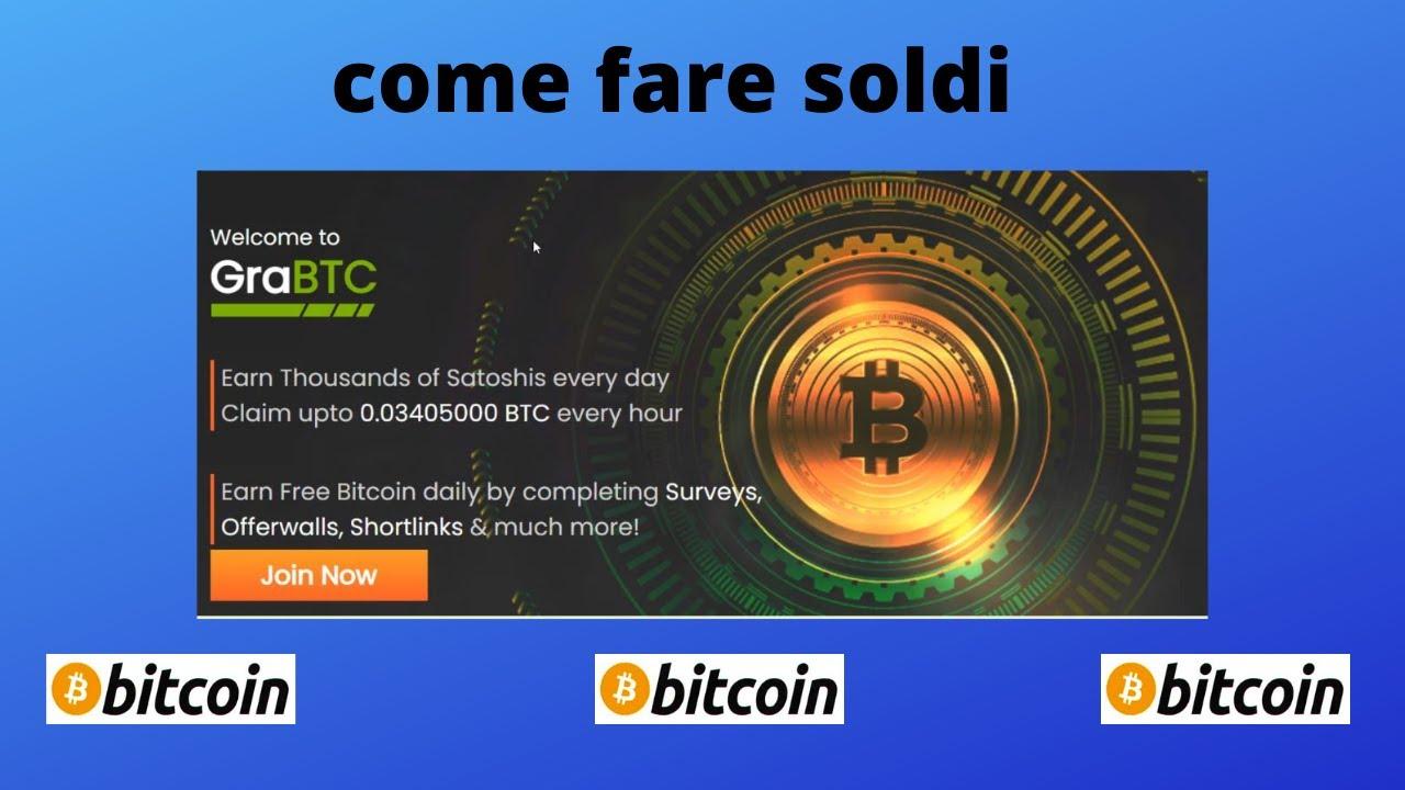 fare soldi con bitcoin youtube migliori broker trading qualcuno guadagna soldi facendo trading con le opzioni binarie