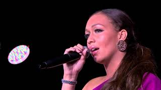 Best Jazz Singer Rebecca Ferguson at Boisdale Music Awards 2017