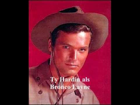 BRONCO - Westernserie mit Ty Hardin (Titellied auf Deutsch von Ralf Paulsen)